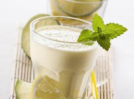 Mint and lemon milkshake.jpg